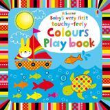 Carte senzoriala Colours Playbook editura Usborne