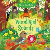 Carte cu sunete  din padure Woodland Sounds