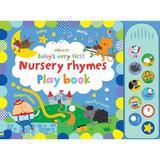 Carte pentru bebelusi -  Baby's very first Nursery Rhymes Usborne