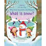 Carte despre zapada What is Snow editura Usborne