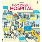 Carte pentru copii Look Inside a Hospital Usborne
