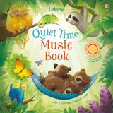 Carte de adormit copiii Quiet time music book editura Usborne