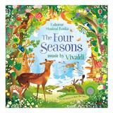 Carte muzicala cu Anotimpurile lui Vivaldi Four Seasons