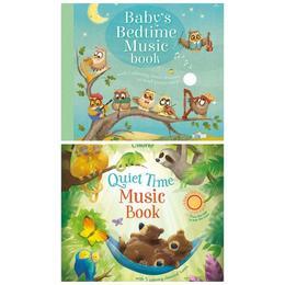 Set Carti muzicale de adormit copiii Usborne