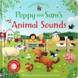 Carte cu sunete animale Poppy Sam Animal Sounds