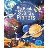 Carte despre stele si planete Big book of Stars and Planets Usborne