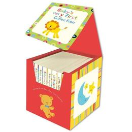 Set Usborne Baby's very first Collection cu 8 carticele gros cartonate, de la nastere