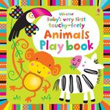 Carte pentru primele cuvinte in engleza Baby's very first play book Animal words