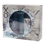 Set Aqua Cool Men XO, Apa de toaleta 100 ml + Deodorant 125 ml