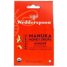 Bomboane cu Manuka, Ghimbir si Echinaceea Wedderspoon, 120 g