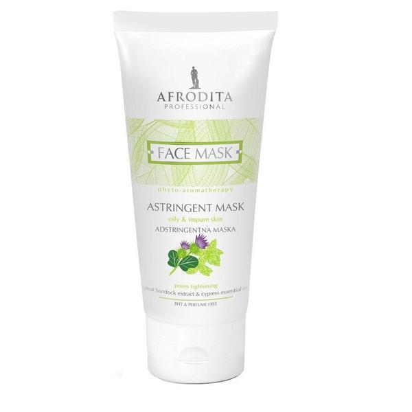 Masca Astringenta pentru Ten Gras si Impur Cosmetica Afrodita, 200 ml