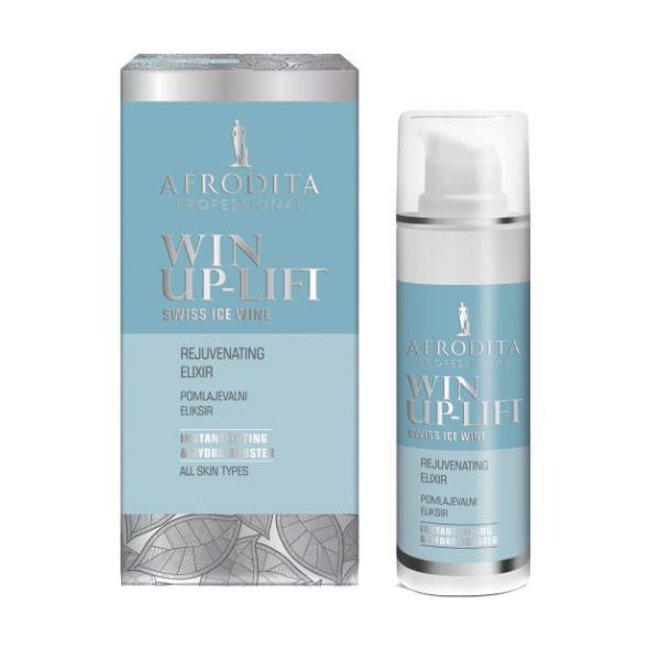 Elixir de Rejuvenare pentru Toate Tipurile de Ten Win Up-Lift Cosmetica Afrodita, 30ml imagine produs