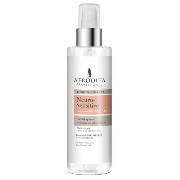 Lotiune Tonica de Calmare Neuro-Sensitive Cosmetica Afrodita, 190ml imagine produs