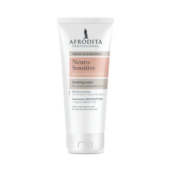 Crema Calmanta pentru Ten Sensibil Normal si Mixt Neuro-Sensitive Cosmetica Afrodita, 100ml