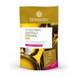 Sare de baie, cu ulei de argan, Dermasel, 400 gr de la esteto.ro