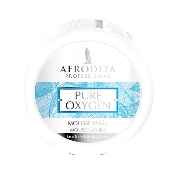 Masca Spumoasa Pulbere Pure Oxygen Cosmetica Afrodita, 100g
