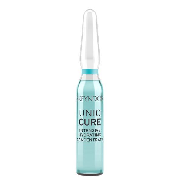 Fiole Hidratante - Skeyndor Uniqcure Intensive Hydrating Concentrate, 7 fiole x 2 ml imagine produs