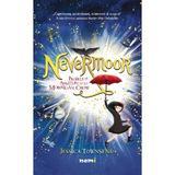 Nevermoor. Probele de admitere ale lui Morrigan Crow autor Jessica Townsend editura Nemira