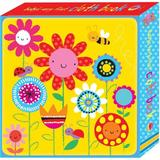 Carte senzoriala pentru nou nascuti Baby's Very First Cloth Book  Galben editura Usborne