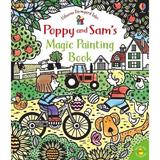 Carte de pictat Poppy & Sam's Magic Painting Book editura Usborne