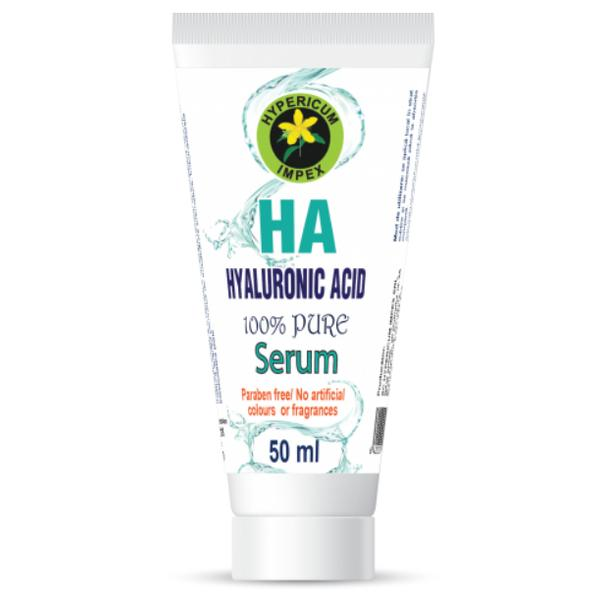 Ser HA cu Acid Hialuronic Hypericum, 50ml imagine