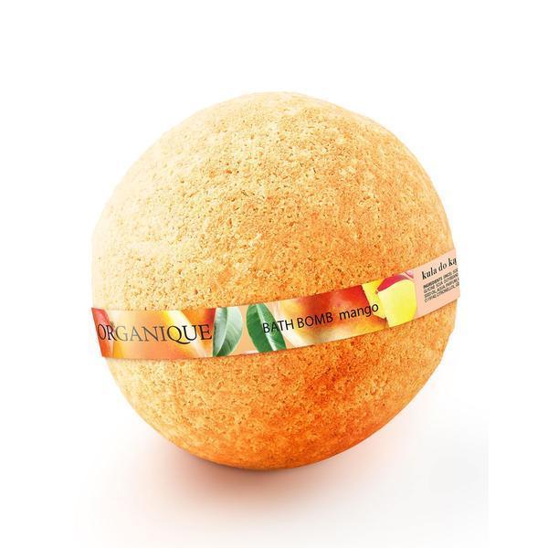 Bila efervescenta baie Mango, Organique, 170 gr imagine produs