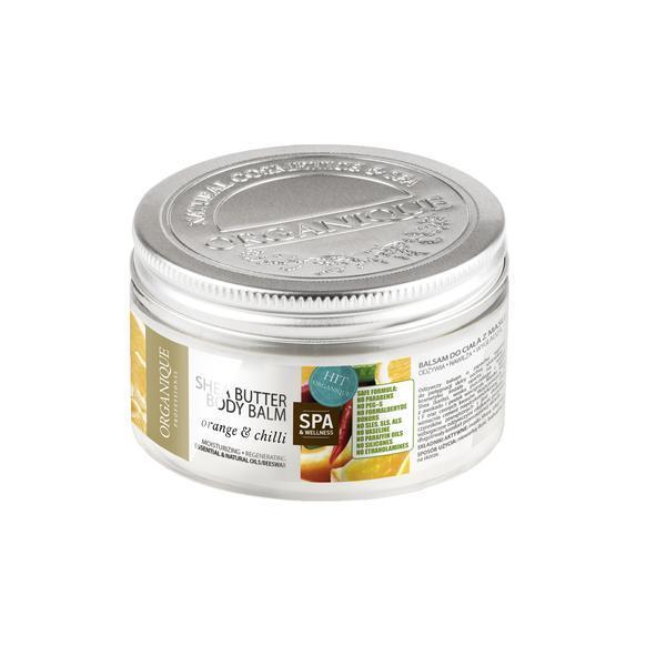 Crema balsam corporal cu shea, chilli si portocale, Organique, 450 ml imagine produs
