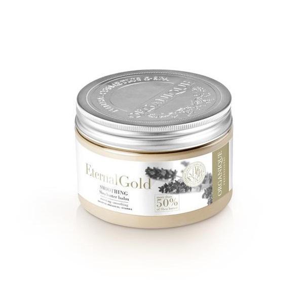 Balsam corp cu unt de shea si aur, Organique, 450 ml imagine produs