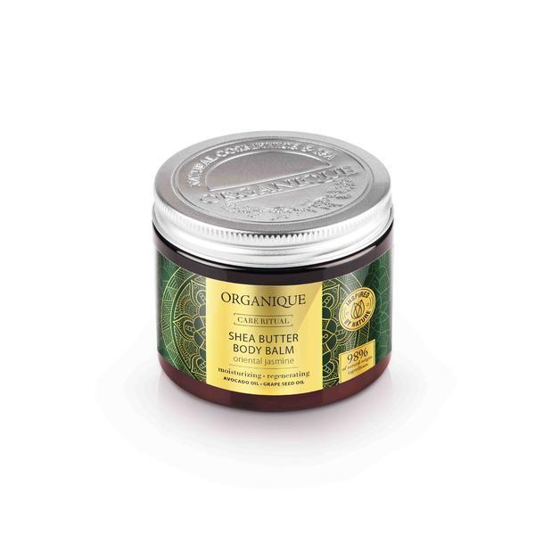 Balsam corporal cu shea si iasomie, Organique, 200 ml imagine produs