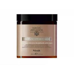 Masca -Tratament disciplinant pentru par gros si aspru Nook Magic Argan Oil Discipline Intensive