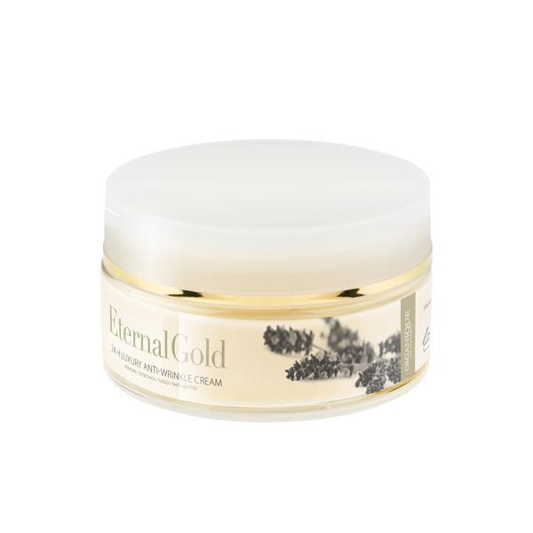 Crema antirid cu aur, Organique, 180 ml