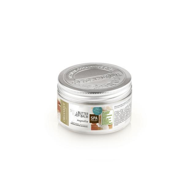 Balsam corporal cu shea si magnolie, Organique, 450 ml imagine produs
