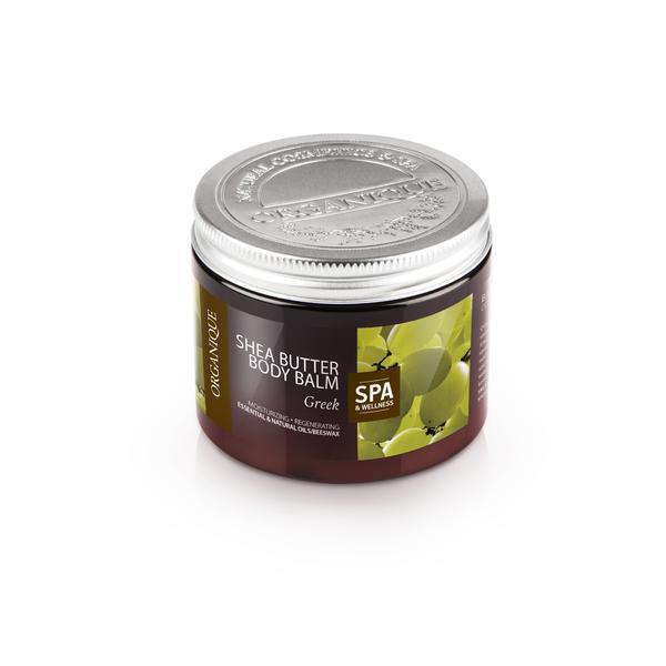 Balsam corp cu shea si greeki (masline), Organique, 200 ml imagine produs