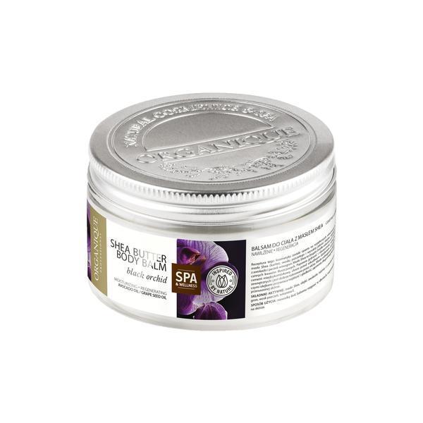 Balsam corporal cu shea si orhidee neagra, Organique, 450 ml imagine produs