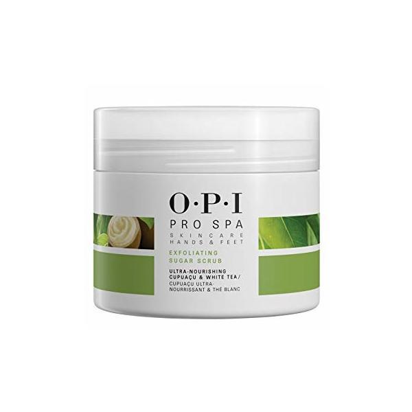 Crema exfolianta - OPI Prospa exfoliating sugar 249 ml imagine produs