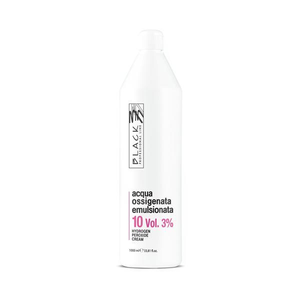 Crema Oxidanta - Black Professional Line Hydrogen Peroxide Cream, 3% - 10 Vol, 1000ml imagine produs