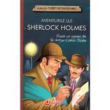 Aventurile lui Sherlock Holmes - Arthur Conan Doyle, editura Unicart