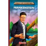 Frankenstein - Mary Shelley, editura Unicart