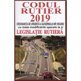Codul rutier 2019, editura Orizonturi