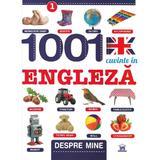 1001 cuvinte in engleza despre mine, editura Litera