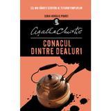 Conacul dintre dealuri - Agatha Christie, editura Litera