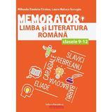 Memorator. Limba romana - Clasele 9-12 - Mihaela Daniela Cirstea, editura Paralela 45