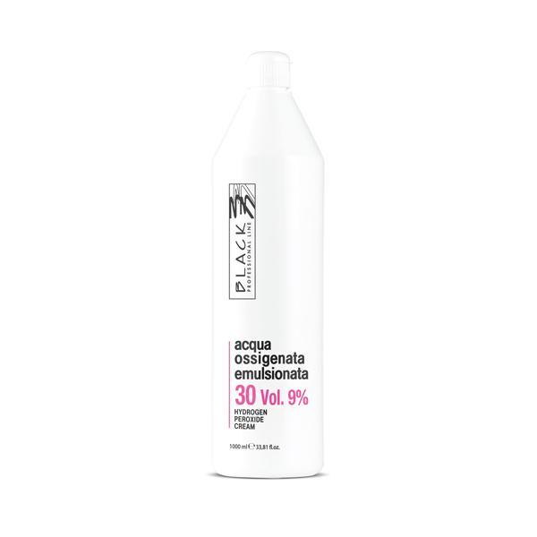 Crema Oxidanta - Black Professional Line Hydrogen Peroxide Cream, 9% - 30 Vol, 1000ml esteto.ro