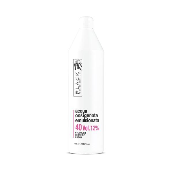 Crema Oxidanta - Black Professional Line Hydrogen Peroxide Cream, 12% - 40 Vol, 1000ml imagine produs
