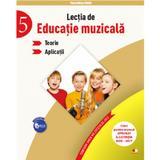 Lectia de educatie muzicala - Clasa 5 - Florentina Chifu, editura Litera