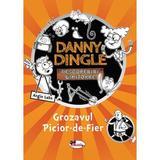 Danny Dingle. Grozavul Picior-de-Fier - Angie Lake, editura Aramis