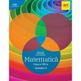 Matematica - Clasa 8 Sem.1 - Mircea Fianu, Marius Perianu, Dumitru Savulescu, editura Grupul Editorial Art
