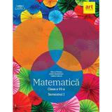 Matematica - Clasa 6 Sem.1 - Marius Perianu, Stefan Smarandoiu, Catalin Stanica, editura Grupul Editorial Art