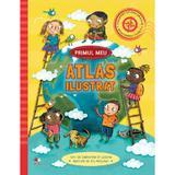 Primul meu atlas ilustrat, editura Litera