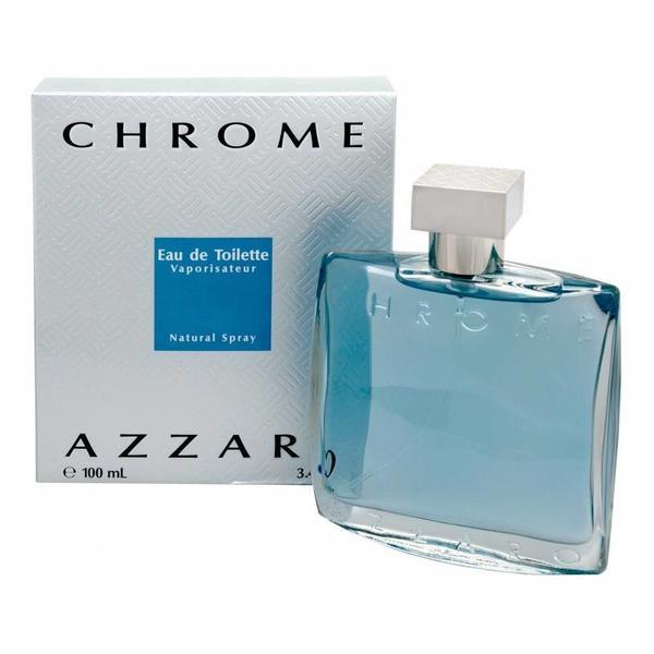 Apa de toaleta pentru barbati Azzaro Chrome, 100 ml poza